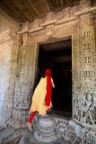 Belvedere Paleis in Wenen De tempel van Jain Ranakpur Rajasthan India Stock Afbeeldingen