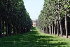 Belvedere in the park Sanssouci Stock Images