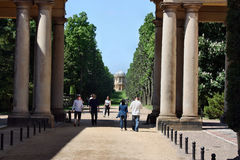 Belvedere in the park Sanssouci Royalty Free Stock Photos