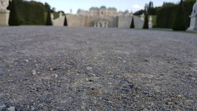 Belvedere-Schloss Lizenzfreie Stockbilder