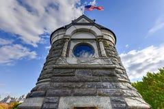 Belvedere-Schloss - New York City lizenzfreie stockfotografie