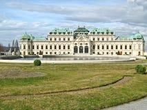 Belvedere superiore, Vienna, Austria Immagine Stock