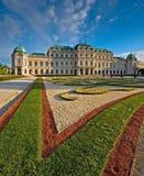 Belvedere van het kasteel Royalty-vrije Stock Fotografie