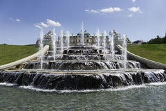 Belvedere, Viena imágenes de archivo libres de regalías