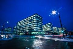 Belvedere Viena de Quartier Foto de archivo libre de regalías