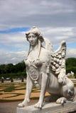 belvedere vienna Royaltyfri Fotografi