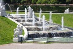 Belvedere in Vienna, Austria Stock Images