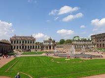 belvedere Vienna Austria del palazzo del parco fotografie stock