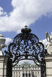 Belvedere, Vienna Stock Photo