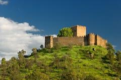 belver城堡 库存图片