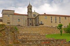 Belvis convent. In Santiago de Compostela, Spain Stock Photography