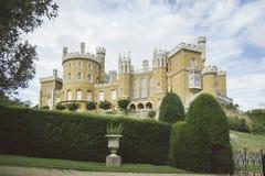 Belvoir Castle Stock Photos