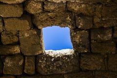 Belvoir Fortress. Belvoir Ancient Crusaders Fortress, Jordan Valley, Israel Jordan Star Stock Photos