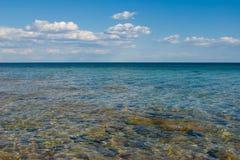 Belyaus, Znamenskoye (de Zwarte Zee) Royalty-vrije Stock Afbeeldingen