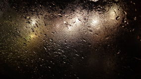 Belysning för vattendroppbakgrund Royaltyfri Foto