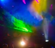 Belysningeffekter Royaltyfria Bilder
