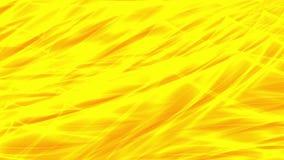 Belysningstrålar fodrar gul rörande längd i fot räknatbakgrund lager videofilmer