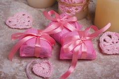 Bem-casado brazilian sweet for wedding Stock Image