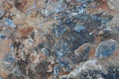 Bem-constituído marrom bege cinzento do fundo de mármore da textura fotografia de stock royalty free