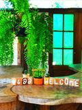 Bem-vindo Fotos de Stock