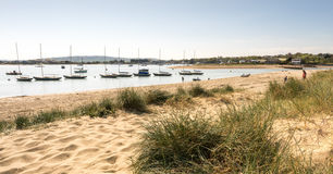 Bembridge Harbour, Isle of Wight, England. Bembridge Harbour, Isle of Wight Royalty Free Stock Image