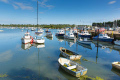 Bembridge St Helens harbour Isle of Wight Stock Photography