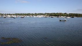 Bembridge St Helens harbour Isle of Wight Stock Photos