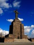 Bemuttern Sie Armenien Stockfoto