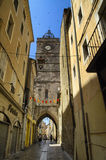 Benäget (Provence, Frankrike) arkivfoton