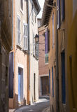 Benäget (Vaucluse, Provence, Frankrike) Royaltyfria Foton
