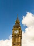 ben μεγάλο Λονδίνο UK Μια άποψη του δημοφιλούς ορόσημου του Λονδίνου, Στοκ Φωτογραφίες