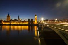 ben μεγάλη νύχτα Στοκ φωτογραφίες με δικαίωμα ελεύθερης χρήσης