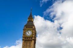 ben μεγάλο Λονδίνο UK Μια άποψη του δημοφιλούς ορόσημου του Λονδίνου, Στοκ Εικόνες