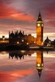ben большой выравниваясь london Великобритания Стоковые Изображения RF