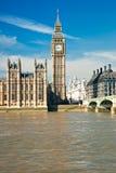 ben большой london Великобритания Стоковая Фотография RF