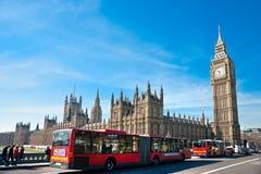 ben большой london Великобритания Стоковое Изображение