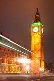 ben большой london Великобритания Стоковая Фотография