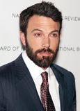 Ben Affleck. Arrives at the red carpet of the National Board of Review of Motion Pictures at Cipriani's Restaurant in Manhattan on Jan. 11, 2011 Royalty Free Stock Image
