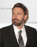 Ben Affleck. Actor and Director Ben Affleck arrives on the red carpet of the National Board of Review of Motion Pictures Gala at Cipriani's Restaurant in New Royalty Free Stock Photography