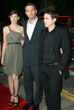 Ben Affleck, Casey Affleck, Michelle Monaghan Royalty Free Stock Image