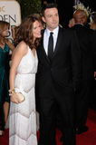 Ben Affleck, Jennifer Garner stock images
