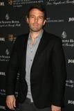 Ben Affleck, quatre saisons Image libre de droits