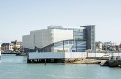 Ben Ainslie Racing Headquarters, Portsmouth Harbour