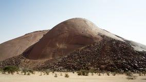 Ben Amera, Mauritania Immagine Stock