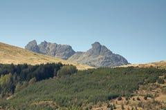 Ben Arthur (der Schuster), Arrochar, Schottland Lizenzfreie Stockbilder
