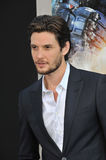 Ben Barnes. LOS ANGELES, CA - JULY 9, 2013: Ben Barnes at the premiere of Pacific Rim at the Dolby Theatre, Hollywood Royalty Free Stock Photography