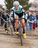Ben Berden - Pro Cyclocross Racer Stock Image
