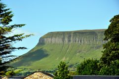 Ben Bulben Royalty Free Stock Images