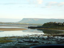 Ben Bulben Stock Photo