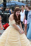 Princess Belle  Royalty Free Stock Photo
